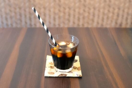 コーヒー(アイスは+¥55) ¥440